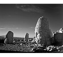Statues of the Gods Photographic Print