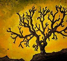 Tree Mono-type #2 by Schyljuk