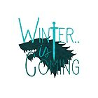 Winter is Coming - Game of Thrones by littlelemon