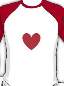 I Heart Cosplay Shirt (WHITE) T-Shirt