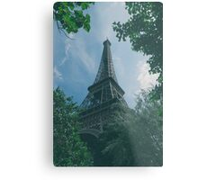 Eiffel Tower, Paris Metal Print