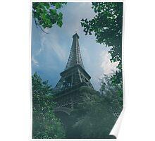 Eiffel Tower, Paris Poster