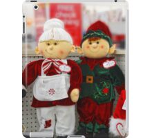 Time to decorate for Christmas iPad Case/Skin