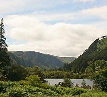 Glendalough View by Adrian McGlynn