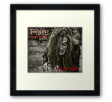 Folklore Haunted House 2013 - Promo Ad Framed Print