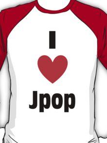 I Heart Jpop Shirt T-Shirt