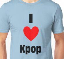 I Heart Kpop Shirt Unisex T-Shirt