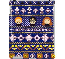 Harry Potter - Happy Christmas iPad Case/Skin