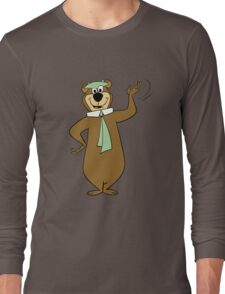 Yogi! Long Sleeve T-Shirt