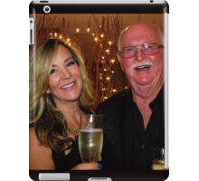 Melinda & Dean Willis iPad Case/Skin