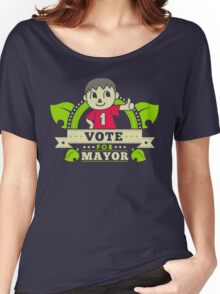 Vote for Him Women's Relaxed Fit T-Shirt