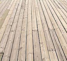 Deck by mrivserg