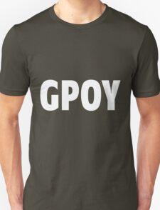 GPOY Shirt (WHITE) T-Shirt