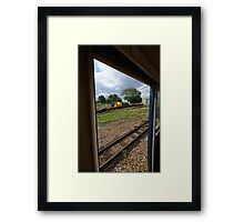 RHDR New Romney Framed Print