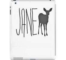 jane - lis iPad Case/Skin