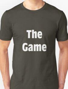 The Game! Shirt (WHITE) T-Shirt