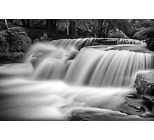 A Talybont waterfall Photographic Print