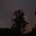 Rainbow in the evening by MimiB