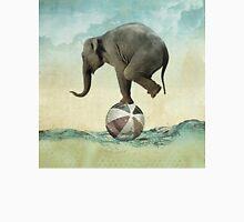 Elephant at Sea Unisex T-Shirt