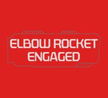 Elbow Rocket Light Kids Clothes