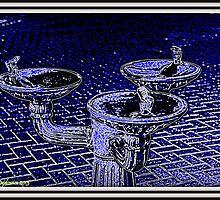 Water fountain by Thad Zajdowicz