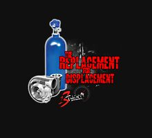 13Twenty Apparel - Replacement for Displacement Unisex T-Shirt
