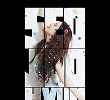Girls' Generation TaeTiSeo (TTS) 'Dear Santa' Typo - Seohyun by ikpopstore