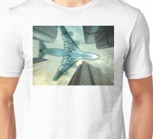 Flight path Unisex T-Shirt