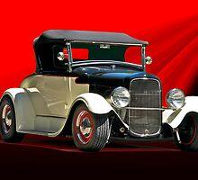 1929 Ford Roadster XXX by DaveKoontz