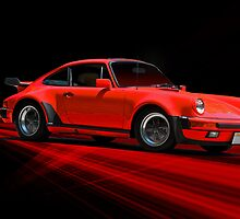 1984 Porshce TL 'Turbo Look' by DaveKoontz