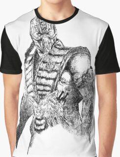 Sub-Zero MKX Art Graphic T-Shirt
