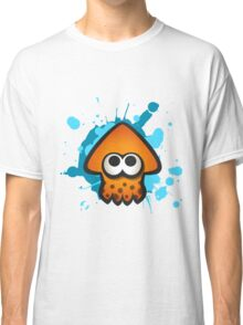 Splatoon Squid on Ink Classic T-Shirt