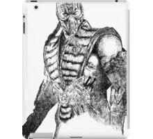 Sub-Zero MKX Art iPad Case/Skin