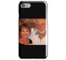 Claudette & Dick Raczuk iPhone Case/Skin