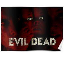 Evil Dead (remake) poster Poster