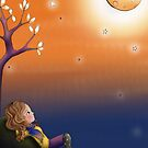 Moonbeam by Kristy Spring-Brown
