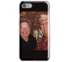 Jean & Dick Gilbert iPhone Case/Skin