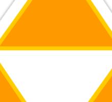Use the Triforce Luke Sticker