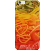 Veggie iPhone Case/Skin