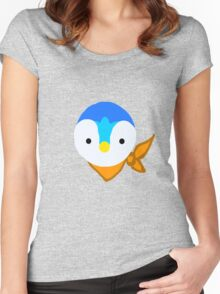 Piplup! Women's Fitted Scoop T-Shirt