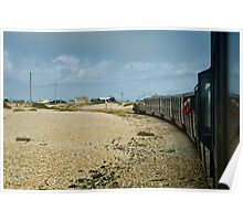 Leaving Dungeness Poster