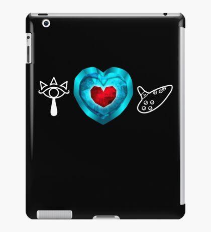 I <3 Ocarina iPad Case/Skin