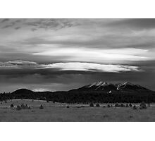 San Francisco Peaks From Williams Photographic Print