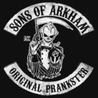 Sons Of Arkham by Scott Neilson Concepts