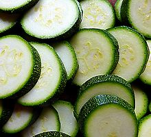Courgettes Or Zucchini.........You Choose! by Fara