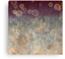 Ancient Bubbles Canvas Print