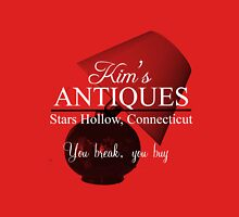 Kim's Antiques, you break you buy Unisex T-Shirt