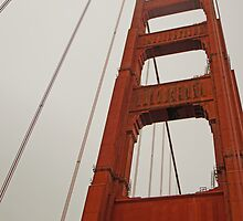 Golden Gate Perspective 2 by photojeanic