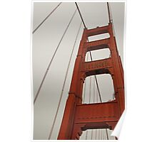 Golden Gate Perspective 2 Poster