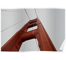 Golden Gate Perspective 3 Poster